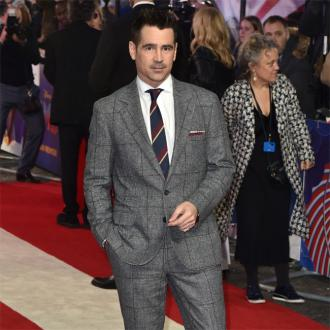 Colin Farrell made sure all horses were treated fairly on Dumbo shoot