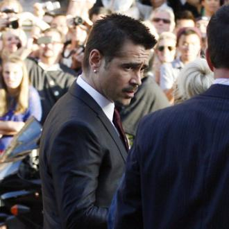 Colin Farrell: 'I Wasted So Much Time Drinking'