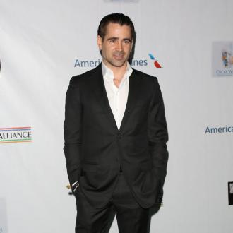 Colin Farrell Opens Up On Past Drug Use
