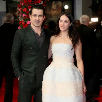 Colin Farrell And Jessica Brown Findlay Have 'Real Spark'