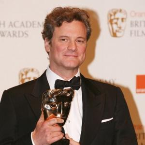 Colin Firth Named Actor Of The Year Again