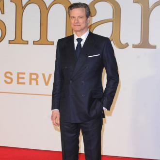 Colin Firth accepted Kingsman role 'without looking at the script'