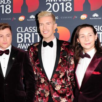 Collabro Loves Cliff Richard's Leather Pants