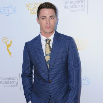 Colton Haynes was told he couldn't be a gay actor
