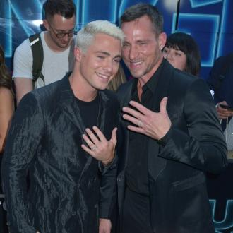 Colton Haynes and Jeff Leatham exchange anniversary messages