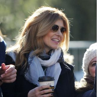 Connie Britton goes 'for days' without washing hair