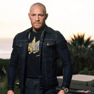 Conor McGregor teases new denim line