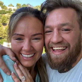 Conor McGregor and Dee Devlin engaged