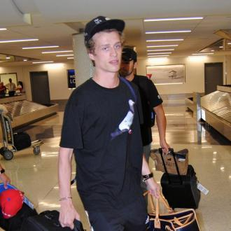Conrad Hilton is arrested