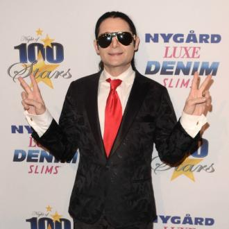 Corey Feldman won't be locked inside