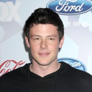 Cory Monteith Says Goodbye To Glee