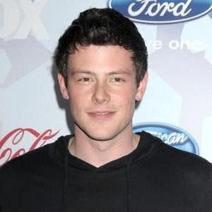 Cory Monteith Happy With Glee Future