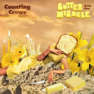 Counting Crows release new music for first time in seven years
