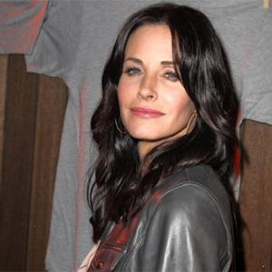 Courteney Cox Doesn't Like Ageing