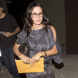 Courteney Cox Stopped Using Face Fillers
