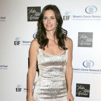 Courteney Cox: 'David Arquette Is My Best Friend'