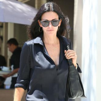 Courteney Cox Loves Filming Naked