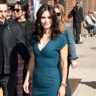 Courteney Cox Sparks Engagement Rumours