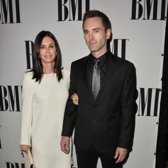 Courteney Cox: Johnny McDaid is my one