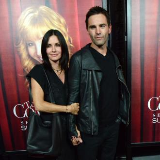 Johnny Mcdaid Gives Courteney Cox Belief