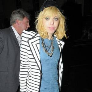 Givenchy Fan Courtney Love