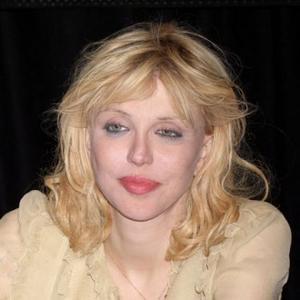 Courtney Love Dating British Art Dealer