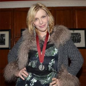 Courtney Love Receives Honorary University Award