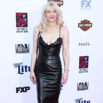 Courtney Love releasing clothing collection
