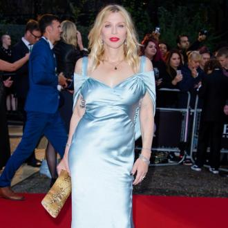 Courtney Love says couture fashion is 'over' her pay grade
