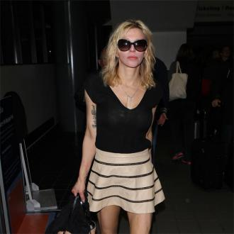 Courtney Love Loves Victoria Beckham's Designs