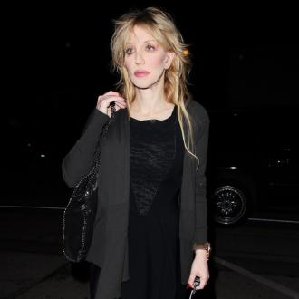 Courtney Love won't fight ageing