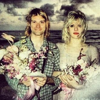 Courtney Love pays tribute to 'angel' Kurt Cobain on wedding anniversary