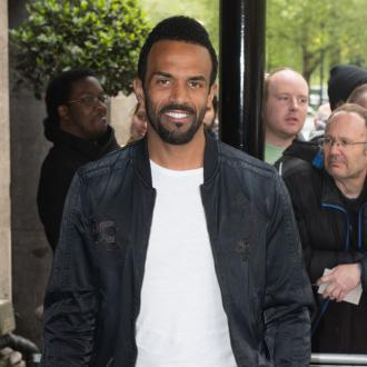 Craig David lives in hotel