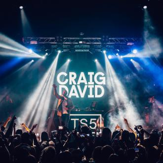 Craig David takes fans 'on a journey' through his career at War Child Brits Week gig