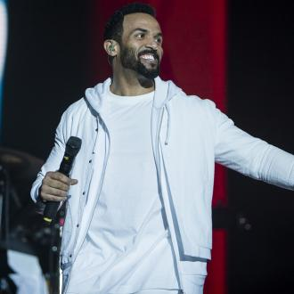 Craig David 'overwhelmed' by The SSE Wembley show
