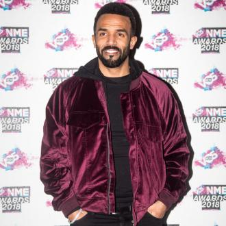 Craig David sets out 'intentions' for the day