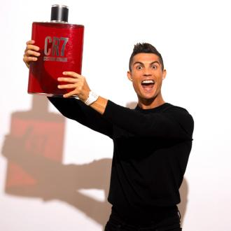 Cristiano Ronaldo launches new fragrance CR7