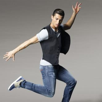 Cristiano Ronaldo Launches Footwear Line