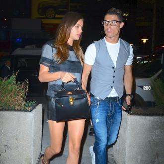 Cristinao Ronaldo wishes Irina Shayk 'the greatest happiness'