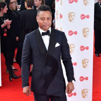 Cuba Gooding Jr. denies pinching woman's butt