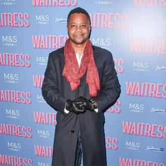 Cuba Gooding Jr. saves man on fire at party