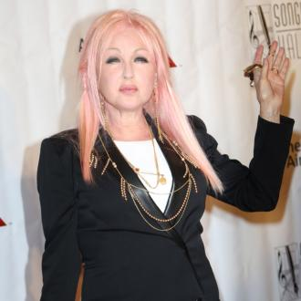Cyndi Lauper flew to Japan to buy perfume