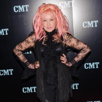 Cyndi Lauper inspired by Lady Gaga to be bold