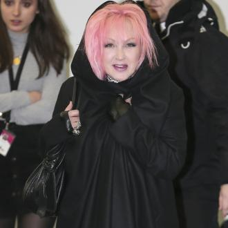 Cyndi Lauper slams Madonna's Women's March speech