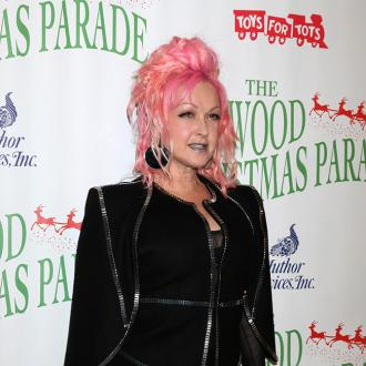 Cyndi Lauper once dyed her hair with food colouring