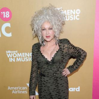 Cyndi Lauper Wants Women To Stick Together