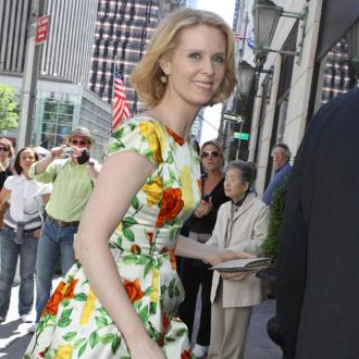 Cynthia Nixon's low-key life