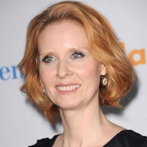 Cynthia Nixon Loves Butch Girlfriend