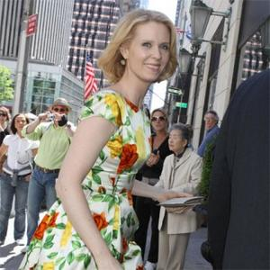 Cynthia Nixon Chose To Be Gay