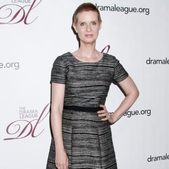 Cynthia Nixon Had Hair Worries For Wedding